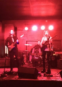 Live at Frankie's 11-10-18